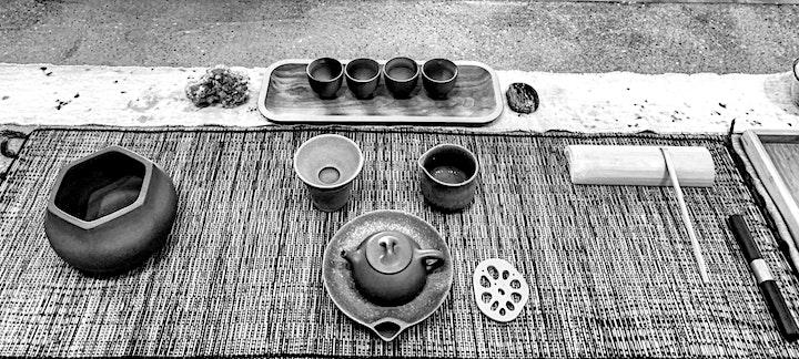 Hyper-slow virtual salon: Tea & Digital Wellness image