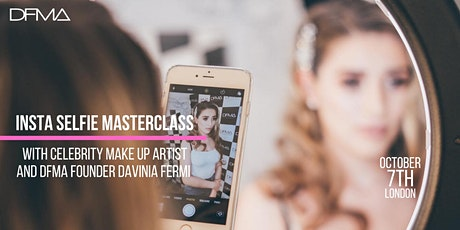 PERFECT SELFIE 1 Day Masterclass and Certification  tickets