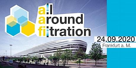 all around filtration 2020 Tickets