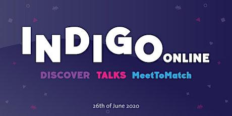 INDIGO Online 2020 tickets