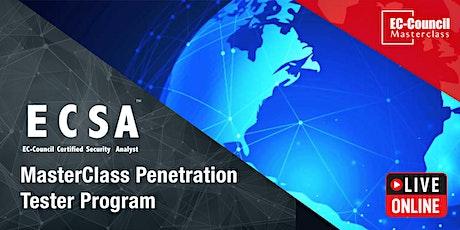 MasterClass Penetration Tester Program - ECSA - Live Online July 20, 2020 tickets