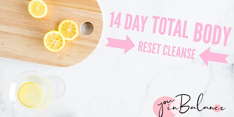 14 Day Reset Cleanse (online) tickets