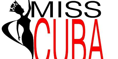 2020 Miss Cuba U.S. | Señorita Cuba | Miss Art Deco entradas