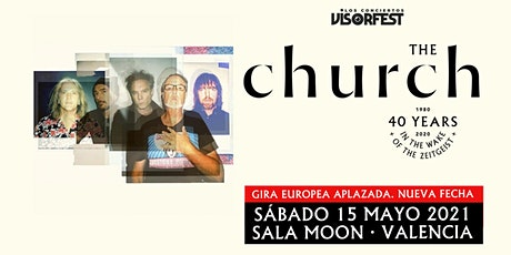 The Church entradas
