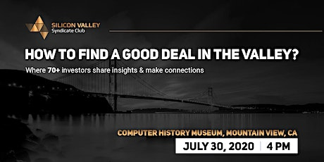 Silicon Valley Syndicate Club tickets