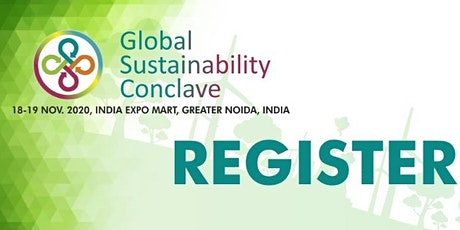 Sustainability Conference & Exhibition 2020| Global sustainability conclave tickets
