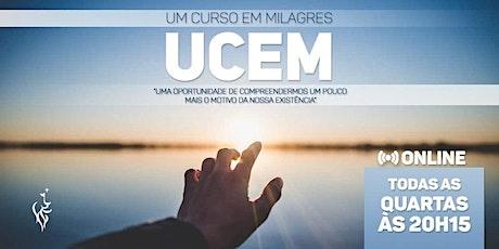 UCEM - Um Curso em Milagres - Ao vivo e on-line ingressos