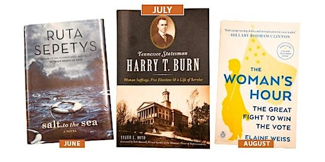 Tennessee's Book Club - TN Statesman Harry T. Burn by Tyler L. Boyd tickets