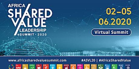 Africa Shared Value Leadership eSummit tickets
