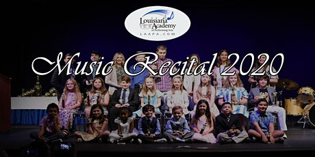 Summer Music Recital - Covington & Mandeville Campuses tickets