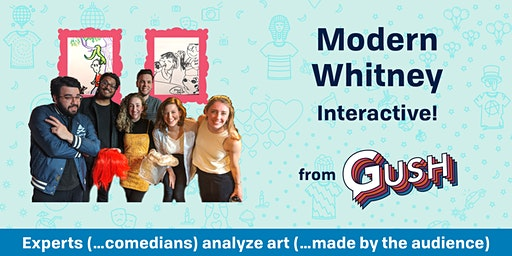 Modern Whitney Interactive!