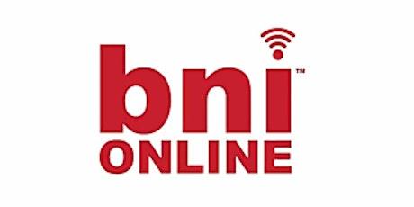 BNI Inspire Sheffield Online Networking tickets