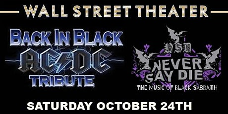Back in Black, The True AC/DC Experience tickets