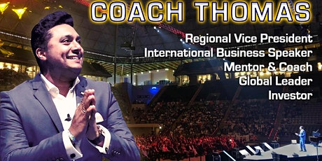 How to become a Home Based Ecommerce Entrepreneur - by Coach Thomas tickets