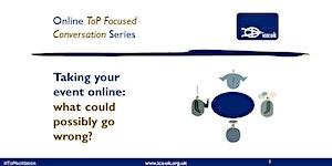 Free facilitation webinar - Taking your event online:...