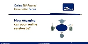 Free facilitation webinar - How engaging can your...