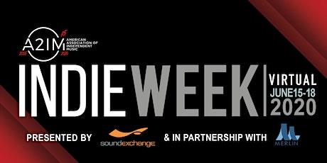2020 A2IM Indie Week tickets