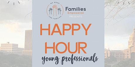 YP Happy Hour [Ft. Texas Public Policy, Texas Federation for Children] tickets