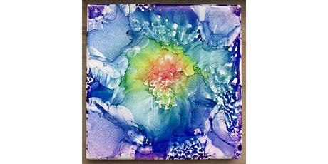Alcohol Inks Workshop tickets
