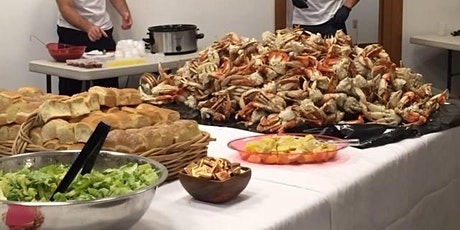 CCC Wrestling Crab Feed & Auction tickets