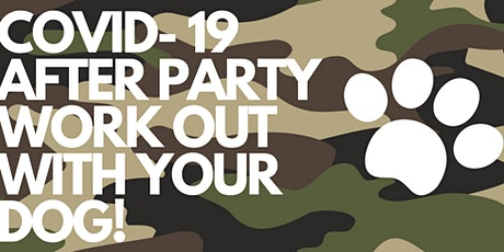 COVID-19 AFTER PARTY WORKOUT tickets