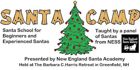 Santa Camp 2020 - A School for Santa, Mrs. Claus & the Elves tickets