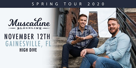 Muscadine Bloodline, Austin Hunter tickets