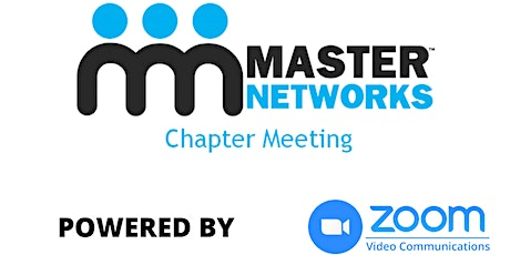 Master Networks Lansdale Chapter Meeting tickets