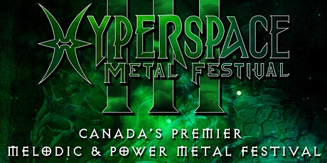 Hyperspace Metal Festival III tickets