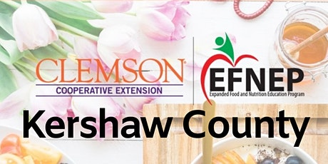 EFNEP Choose Health, Food, Fun and Fitness (CHFFF) - Kershaw County tickets