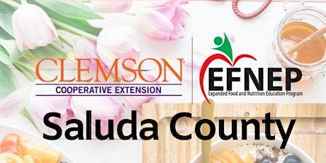 EFNEP Choose Health, Food, Fun and Fitness (CHFFF) - Saluda County tickets