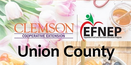 EFNEP Choose Health, Food, Fun and Fitness (CHFFF) - Union County tickets