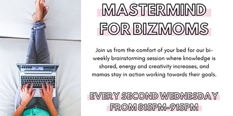 Mastermind for Bizmoms tickets