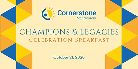 2020 Champions and Legacies Celebration Breakfast tickets