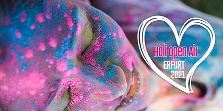 Holi Erfurt 2021 - 9th Anniversary tickets