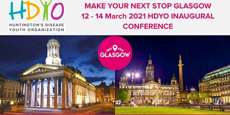 HDYO International Young Adult Congress - Glasgow, March 12-14, 2021 tickets