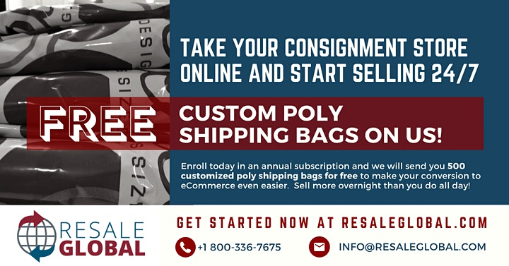 Consignment 101 - Start Your Own Sustainable Shopping Business image