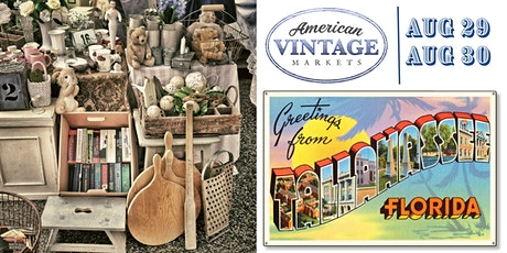 American Vintage Markets: Tallahassee tickets