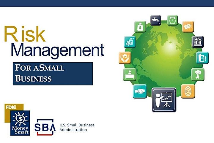 SBA Money Smart  Risk Management Training image