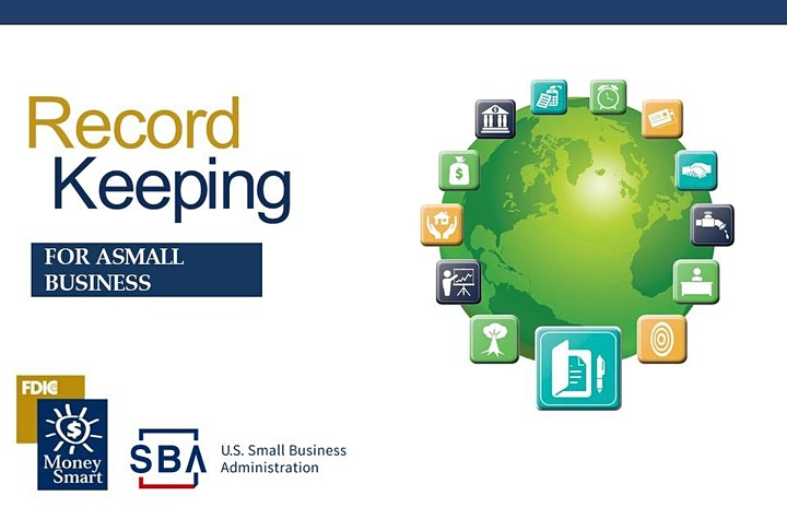 SBA Money Smart Record Keeping for Small Business Training image