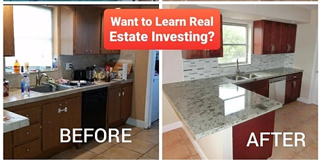 Virtual Trainings for New and Experienced Real  Estate Investors tickets