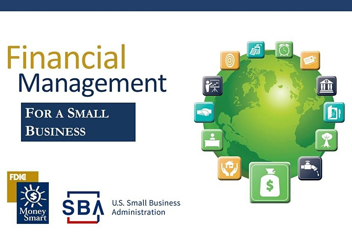 SBA Money Smart Financial Management for Small Business Training image