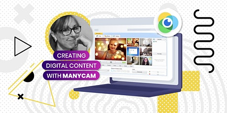 Creating Digital Content with ManyCam tickets