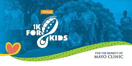 Virtual 1K For Kids tickets