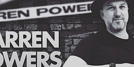 Darren Powers- Album Launch - SEPT 27, 2020 , 7pm show tickets