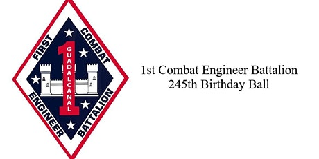 1st CEB 245th Marine Corps Birthday Ball tickets