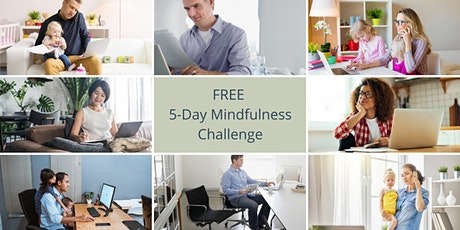 5-Day Mindfulness Challenge billets