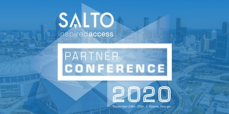 2020 SALTO Systems Partner Conference tickets