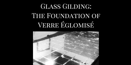 2-Day Seattle Glass Gilding Class: Intro to Verre Églomisé tickets