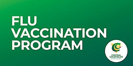 Community Influenza Vaccination Program tickets